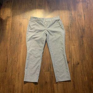 Striped Gap Pants